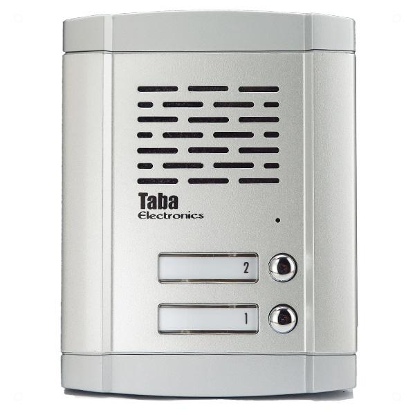 پنل آیفون صوتی تابا 2 واحد